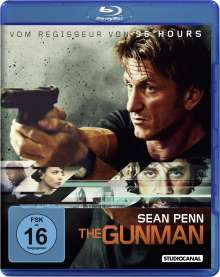 The Gunman (Blu-ray), Blu-ray Disc