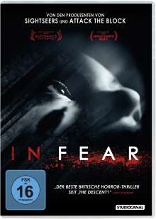 In Fear, DVD