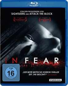In Fear (Blu-ray), Blu-ray Disc