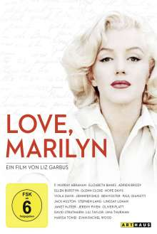 Love, Marilyn (OmU), DVD