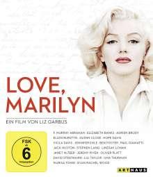 Love, Marilyn (OmU) (Blu-ray), Blu-ray Disc
