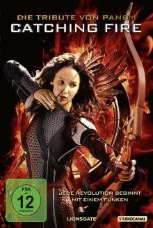 Die Tribute von Panem - Catching Fire, DVD
