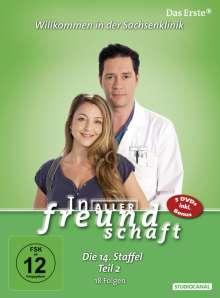 In aller Freundschaft Staffel 14 Box 2, 5 DVDs