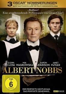 Albert Nobbs, DVD