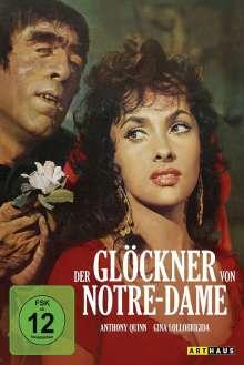 Der Glöckner von Notre Dame (1956), DVD