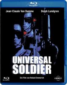 Universal Soldier (Blu-ray), Blu-ray Disc