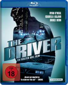 The Driver (1978) (Blu-ray), Blu-ray Disc