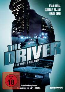 The Driver (1978), DVD