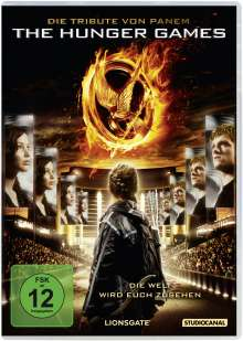Die Tribute von Panem - The Hunger Games, DVD