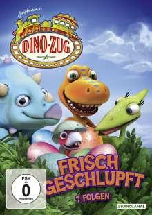 Dino-Zug: Frisch geschlüpft, DVD