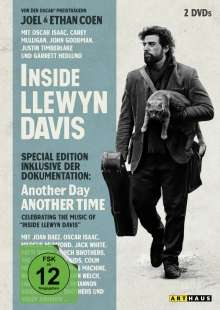 Inside Llewyn Davis (Special Edition inkl. Konzertdokumentation), 2 DVDs