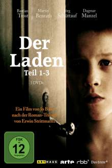 Der Laden, 3 DVDs
