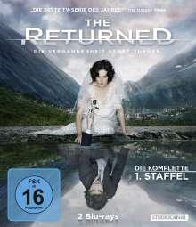 The Returned Season 1 (Blu-ray), 2 Blu-ray Discs