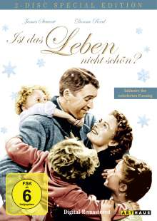 Ist das Leben nicht schön? (Special Edition), 2 DVDs