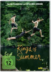 Kings of Summer, DVD