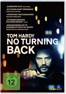 No Turning Back, DVD