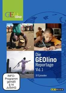 Die GEOlino Reportage Vol. 1, DVD