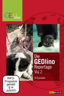 Die GEOlino Reportage Vol. 2, DVD