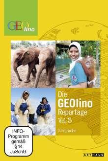 Die GEOlino Reportage Vol. 3, DVD