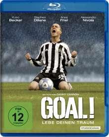 Goal! (Blu-ray), Blu-ray Disc