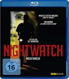Nightwatch (1994) (Blu-ray), Blu-ray Disc