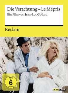 Die Verachtung (Reclam Edition), DVD