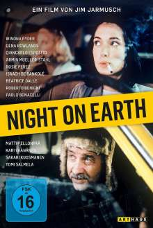 Night on Earth (OmU), DVD