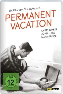 Permanent Vacation (OmU), DVD