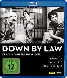 Down by Law (OmU) (Blu-ray), Blu-ray Disc