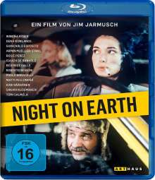 Night on Earth (OmU) (Blu-ray), Blu-ray Disc