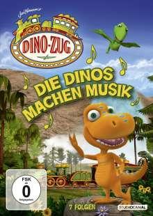 Dino-Zug: Die Dinos machen Musik, DVD