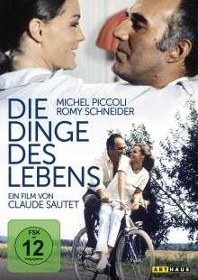 Die Dinge des Lebens, DVD
