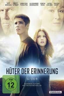 Hüter der Erinnerung, DVD