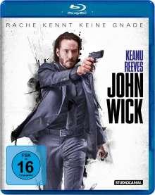 John Wick (Blu-ray), Blu-ray Disc