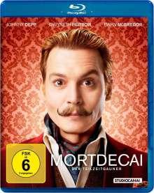 Mortdecai - Der Teilzeitgauner (Blu-ray), Blu-ray Disc