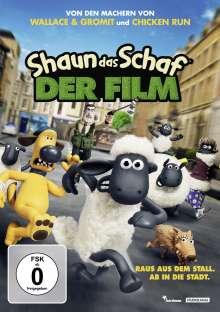 Shaun das Schaf - Der Film, DVD
