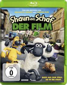 Shaun das Schaf - Der Film (Blu-ray), Blu-ray Disc