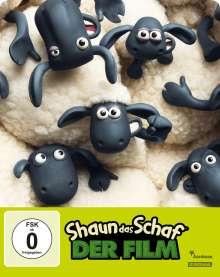 Shaun das Schaf - Der Film (Blu-ray im Steelbook), Blu-ray Disc