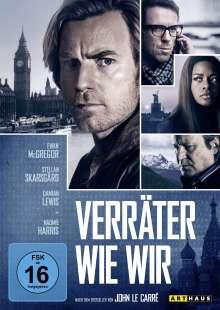 Verräter wie wir, DVD
