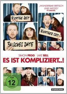 Es ist kompliziert...!, DVD