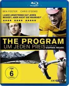 The Program - Um jeden Preis (Blu-ray), Blu-ray Disc