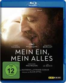 Mein Ein, mein Alles (Blu-ray), Blu-ray Disc