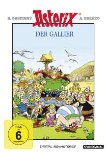 Asterix der Gallier, DVD