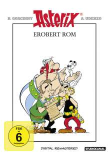 Asterix erobert Rom, DVD
