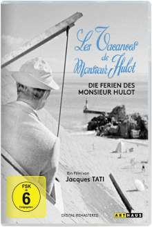 Die Ferien des Monsieur Hulot, DVD