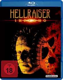 Hellraiser 5 - Inferno, Blu-ray Disc