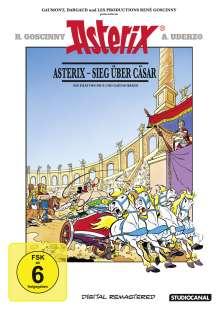 Asterix - Sieg über Cäsar, DVD