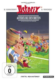 Asterix bei den Briten, DVD