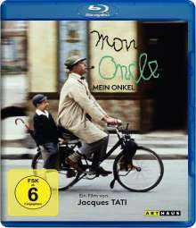 Mein Onkel (Blu-ray), Blu-ray Disc