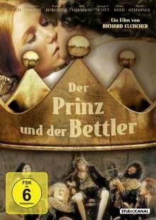 Der Prinz und der Bettler, DVD